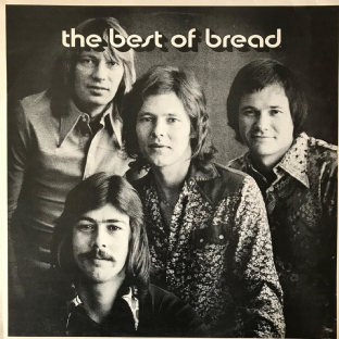Bread - The Best Of Bread (LP) (VG/VG-) (1)